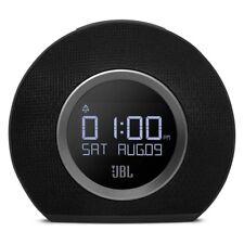 JBL Horizon Clock FM Radio Black