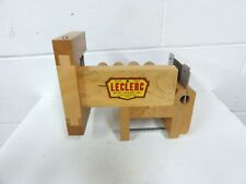 VINTAGE LECLERC WEAVING LOOM TENSION BOX W/ COMBS VERY GOOD LIGHTLY USED