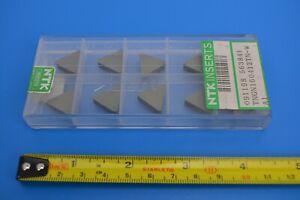 10 x NTK TNGN160412 TN-W A1 Milling Inserts (5911110)