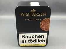 W.O. Larsen Royal Danish Pfeifentabak Tabak 100g Dose - pipe tobacco