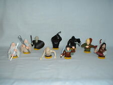 LORD OF THE RINGS BATTLE FOR MIDDLE EARTH Set Of 9 Action Figure Toys (TOLKIEN)