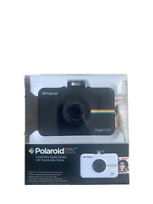 NEW Polaroid Snap Touch Instant Print Digital Camera With LCD Display Black ✅