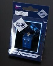 Tardis Keyring 10th Doctor 2005-2010 / Dr Doctor Who / BBC / Diecast Metal