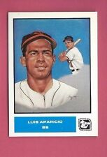 LUIS APARICIO 1984 WEST SPORTS DESIGN HOF ORIOLES