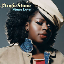 ANGIE STONE ( NEW SEALED CD ) STONE LOVE