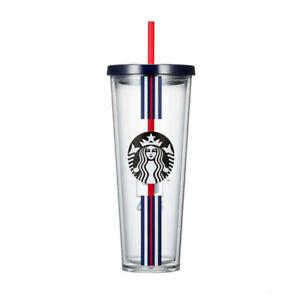 Starbucks Korea Collaboration 2021 Fila Cold cup 710ml / Limited Edition