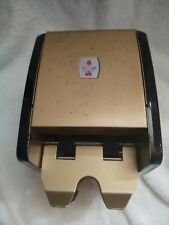 Arrco Playing Card Shuffler, battery operated, vintage.no box