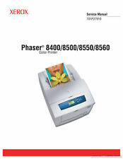 Phaser 8400/8500/8550/8560 Color Printer Service Manual