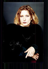 Dagmar Manzel FOTO ORIGINALE FIRMATO # BC 19889