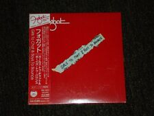 Foghat ‎Girls To Chat & Boys To Bounce Japan Mini LP sealed