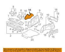 Acura HONDA OEM 04-08 TSX Interior-Rear-Insulator Right 74641SEA010