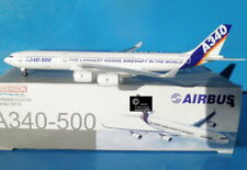 Dragon Wings Airbus A340-500 House livery 1:400 scale diecast aircraft model.