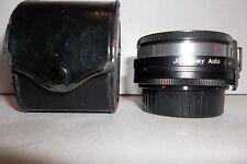Vintage JC Penny 2X Tele-Converter Camera Lens SHIPS FREE!