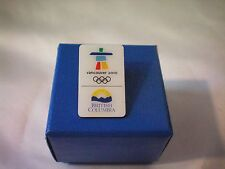 Nice British Columbia Vancouver 2010 Olympic Lapel Pin