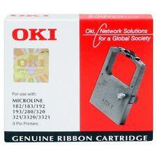 09002303 NASTRO COLORATO ORIGINALE OKI MICROLINE 182