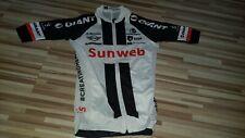 Original Team Giant Sunweb Pro Team Cycling Summer Mash Jersey Trikot XS Rar New