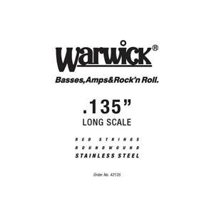 Warwick 42135 - Red Label .135 Corde basse au détail