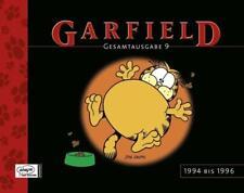 Garfield Gesamtausgabe 09 von Jim Davis (2008, Gebundene Ausgabe)