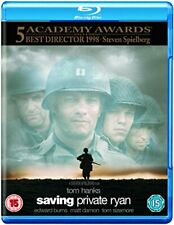 Saving Private Ryan [Blu-ray] [1998] [Region Free] - Cd Teln The Fast Free