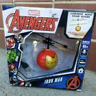 Iron Man Avengers Drone Flying UFO Ball Motion Sensor Technology Kids Hover Toy