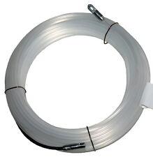 (0,60€/m) Kabel Einziehdraht 15m Kabelzieher Einziehband Einziehhilfe 101077