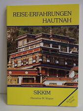 """Reiseliteratur """"Reise-Erfahrungen Hautnah"""" Sikkim"""