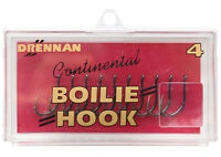 Drennan Continental Boilie Hooks *ALL SIZES* PAY 1 POST