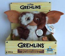 GIZMO Gremlins Deluxe Plush Singing Dancing NECA 2004 works