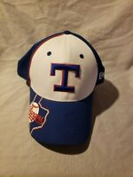Texas Rangers MLB Cooperstown Blue Baseball Cap Hat New Era 59 One Size Fit Most