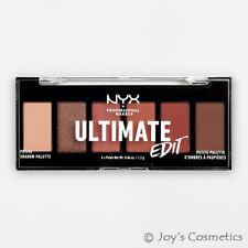 "1 NYX Ultimate Edit Petite Shadow Palette - Eye ""USPP01 - Warm Neutrals"" *Joy's*"