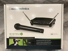 Audio-technical ATW-902 VHF Wireless Microphone System with Handheld Transmitter