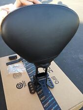 Detachables Rider Backrest for Harley Davidson Touring Street Glide FLHX '09-'17