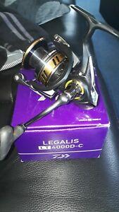 Daiwa Legalis LT4000D-C