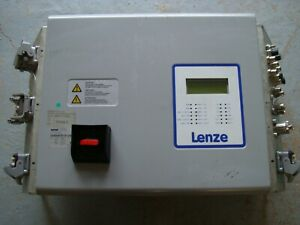 Frequenzumrichter  Lenze Single Drive HighLine    --  7,5 kW --