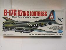 Guillow's Factory Sealed B-17G Flying Fortress Giant Balsa Wood Model Kit