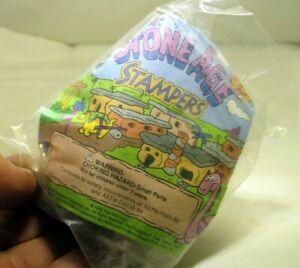 1995 Taco Bell 1995 Flintstones Stone Age Stampers
