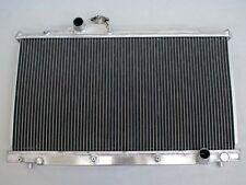 2 ROW Performance Aluminum Radiator fit for 2001-2005 Lexus IS300 MT New