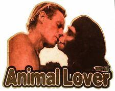 70s Planet of the Apes POTA Charlton Heston vet funny Vtg 90s t-shirt iron-on