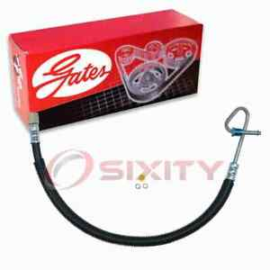 Gates Hydroboost To Gear Power Steering Pressure Line Hose for 1997-2002 sk