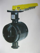 GRUVLOK 7005011767 Grooved-Style Butterfly Valve Ductile Iron 300 psi 2-1/2