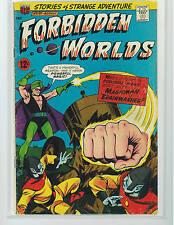 Forbidden Worlds #137