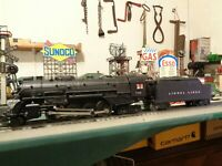 Lionel Postwar 736 Steam Loco Berkshire & 6466W Tender ready to work ! !