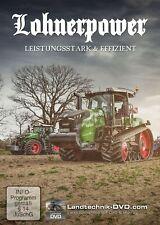 Lohnerpower Vol. 1 – leistungsstark und effizient Landtechnik DVD