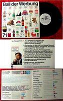 LP Ball der Werbung 1971 Les Humphries Singers Jo Ment