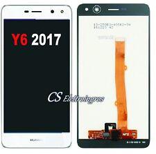 Display LCD + Touch Screen bianco Huawei NOVA YOUNG Y6 2017 MYA-L11
