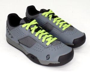 Scott MTB AR Mountain Bike Flat Pedal Shoes Gray Men's Size 7 US / 40 EU