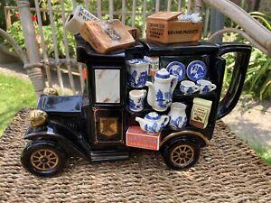 Paul Cardew Scarce Signed Prototype Kirvans Tea Teapot