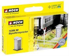 14306 Noch HO, Signalfernsprecher, Laser-Cut minis, Modelleisenbahn, Hobby