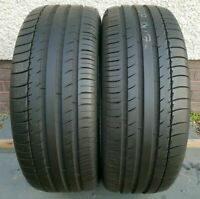MICHELIN LATTITUDE SPORT 245/45/20 99V 6.5-7MM TYRES X2 PAIR