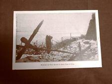 WW1 Prima guerra mondiale 1914-1918 Reticolati sul Piave nel 1918